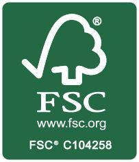 Duurzame verpakkingen FSC