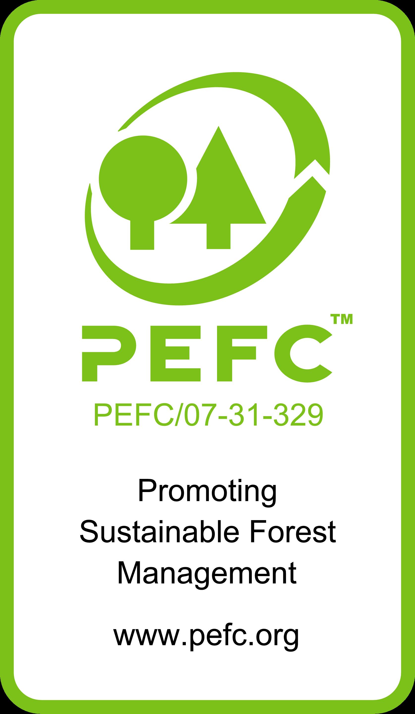 Duurzame verpakkingen Pefc